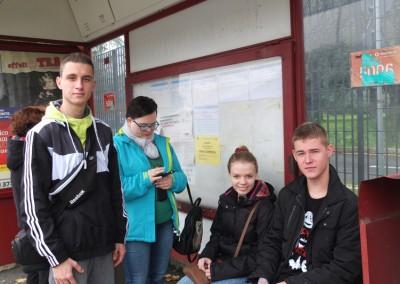 Czekamy na transport