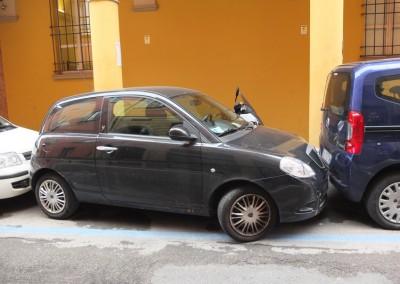 Tak się parkuje we Włoszech
