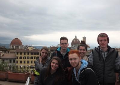 Rzut oka na Florencję