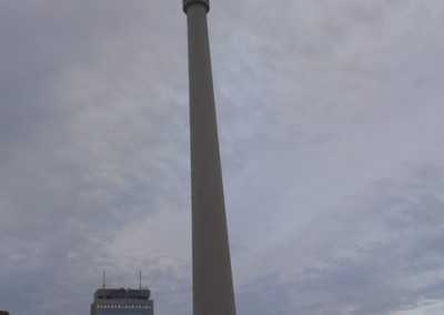 368 metrowa wieża telewizyjna