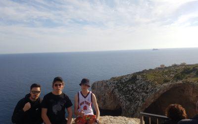 Minął drugi tydzień praktyk na Malcie