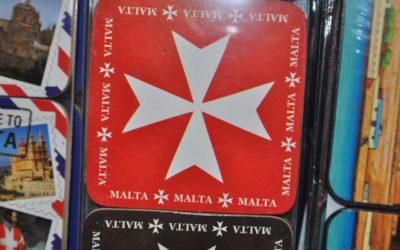 Maltańskie krzyże